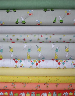 Creative Thursday, Just for Fun, Gray in FAT QUARTERS 10 Total