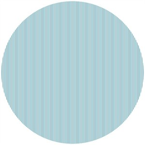 Creative Thursday, Locally Grown, Farm Stripe Teal