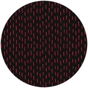 Creative Thursday, The Red Thread, Dashes Black