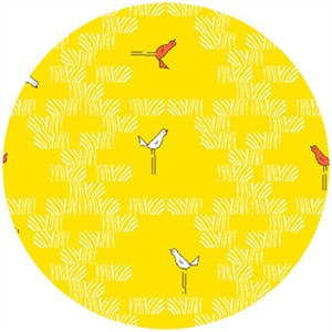 Creative Thursday, Zaza Zoo, Feathered Friends Yellow