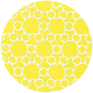 Cynthia Rowley, Paint Box, Chain Link Citron