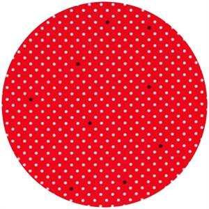Cynthia Rowley, Paint Box, Pin Dot Red