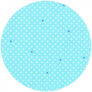 Cynthia Rowley, Paint Box, Pin Dot Turquoise