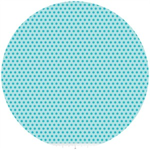 Dani for Riley Blake, Girl Crazy, Dots Blue