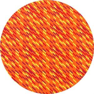 Japanese Import, Geogram, Dashed Orange