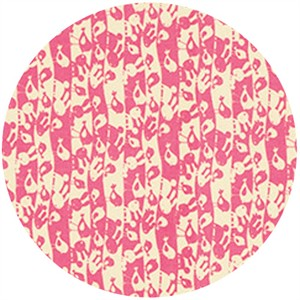 David Walker, Garden, Animal Stripe Pink
