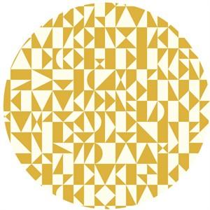 Dennis Bennett for Birch Organic Fabrics, Ipanema, Rio Geo Sun