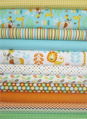 Deborah Edwards, Safari in FAT QUARTERS 11 Total