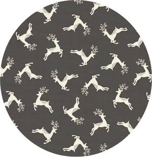 Makower UK, Scandi 4, Deer Scatter Slate