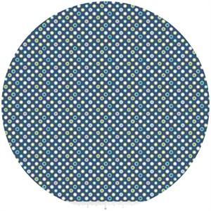 Deena Rutter, Wheels 2, Dots Blue