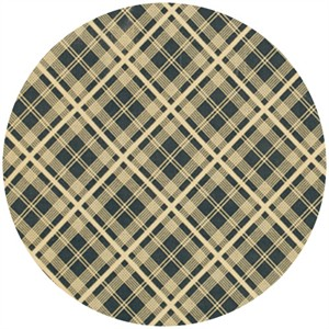 Denyse Schmidt, Chicopee, CORDUROY, SImple Plaid Black