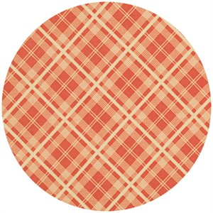 Denyse Schmidt, Chicopee, CORDUROY, Simple Plaid Red