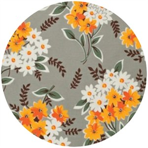 Denyse Schmidt, Flea Market Fancy, Bouquet Grey