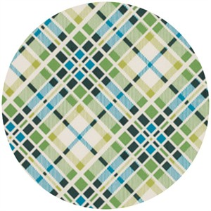 Denyse Schmidt, Florence, Multi Plaid Malachite