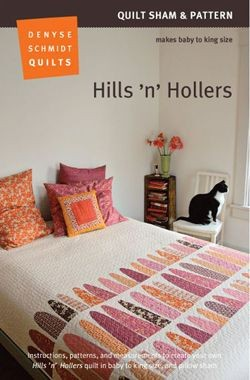Sewing Patterns, Denyse Schmidt Quilts, Hills and Hollers Quilt Pattern