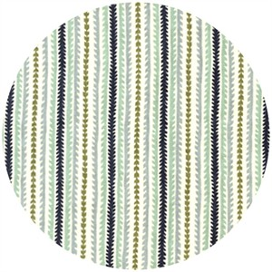 Denyse Schmidt Hope Valley Canyon Stripe New Day (1/2 Yard)