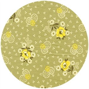 Denyse Schmidt Hope Valley Wallflower Piney Woods (1/2 Yard)