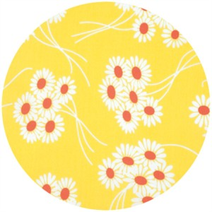 Denyse Schmidt for Free Spirit, Katie Jump Rope, Daisy Sunflower