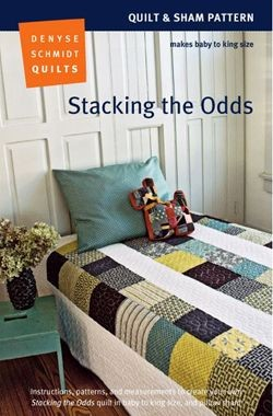 Denyse Schmidt Stacking the Odds Quilt Pattern