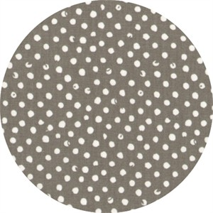 Dear Stella, Confetti Dot, Charcoal