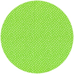 Dear Stella, Mini Confetti Dots, Lime