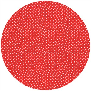 Dear Stella, Mini Confetti Dots, Tomato