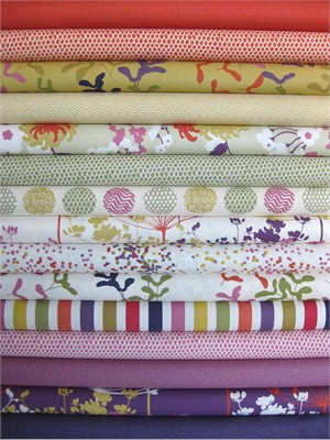 Dear Stella, Piper in FAT QUARTERS, 15 Total