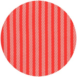 Dear Stella, You've Been Jingled, Candy Stripe Red