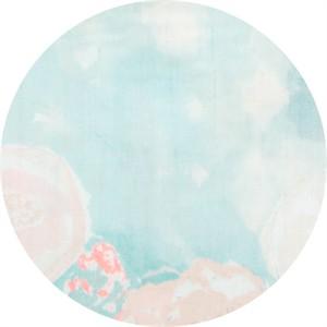 Nani Iro, DOUBLE GAUZE, Spring Floral Pastel