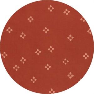 Hoffman Fabrics, Indah BATIKS, Ditsy Floral Adobe
