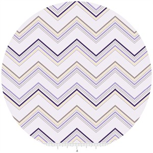 Doohickey Designs, Ashbury Heights, Chevron Purple