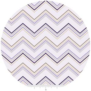 Doohickey Designs, Ashbury Heights, Chevron Purple