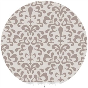 Doohickey Designs, Ashbury Heights, Damask Gray