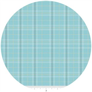 Doohickey Designs, Life In The Jungle, Plaid Blue