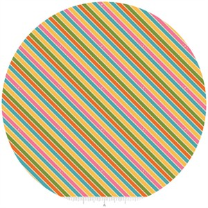 Doohikey Designs, Unicorns & Rainbows, Stripe Pink
