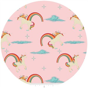 Doohikey Designs, Unicorns & Rainbows, Unicorn Pink