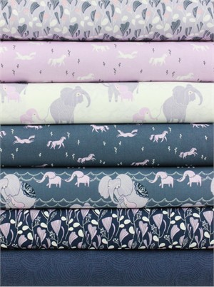 Rae Ritchie for Dear Stella, Dreamscape in FAT QUARTERS 7 Total
