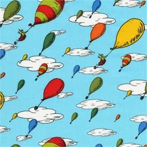 Dr. Seuss Enterprises, Oh The Places You'll Go, Balloon Adventure Celebration