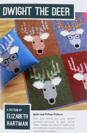 Sewing Pattern, Elizabeth Hartman, Dwight the Deer