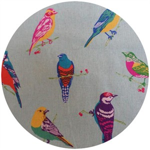 Echino, Decoro 2014, Birds Seafoam