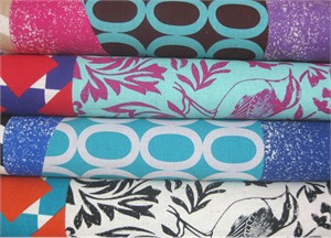Echino, Decoro 2013, Rhythm in FAT QUARTERS 4 Total�