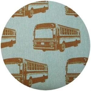 Echino, Decoro, Bus Seafoam