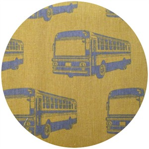 Echino, Decoro, Bus Yellow