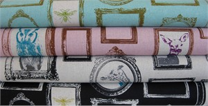 Echino Decoro, Frames in FAT QUARTERS, 4 Total