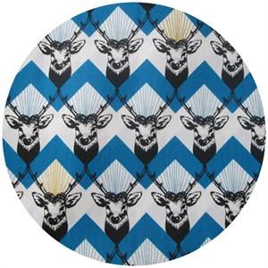 Echino, Decoro, Stag Blue
