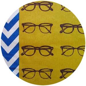 Echino, Nico 2013, Glasses Mustard