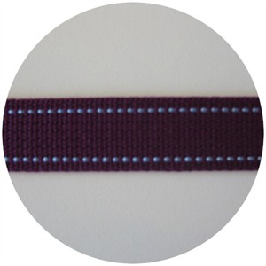 Echino Stitched Webbing Purple
