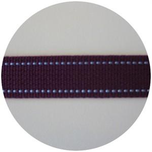 Echino Stitched Webbing Purple