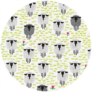 Ed Emberley for Cloud 9 Organic, Happy Drawing Too, Sheep