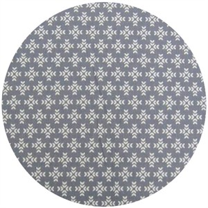 Ellen Luckett Baker, Garden, Cross Print Grey
